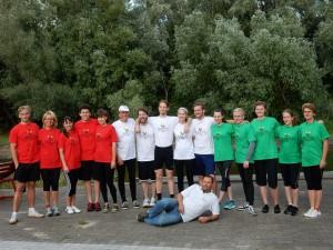 Studentenrudern-Teams