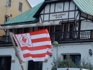 Wanderrudern-Flagge